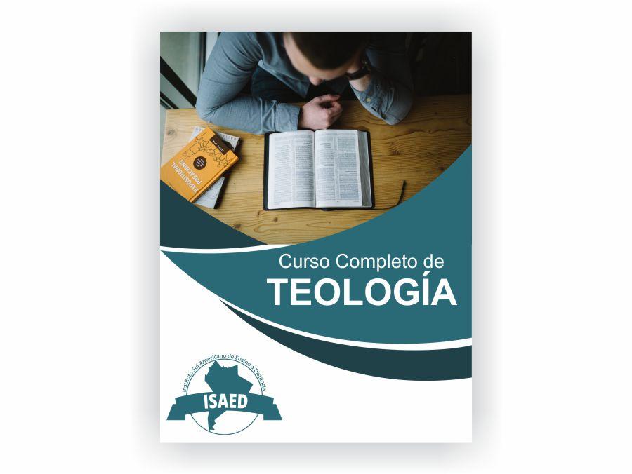 Curso Completo de Teologia Imagem Destacada