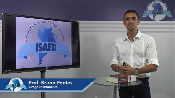 Professor Bruno Pontes 2