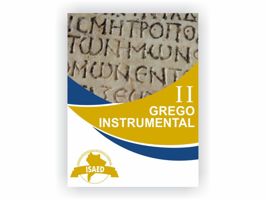 Curso de Grego Instrumental II - Isaed