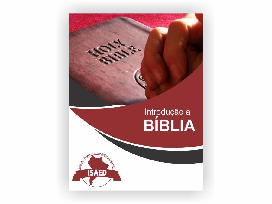 Curso de Introdução Bíblica - Isaed